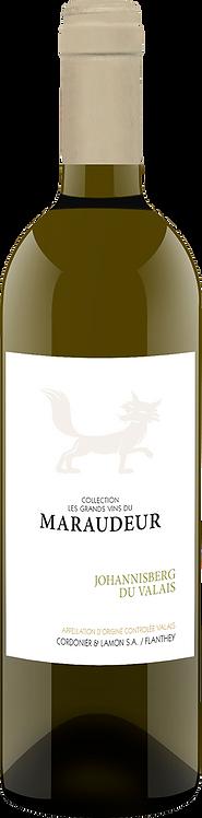 Grands Vins du Maraudeur Johannisberg - Valais - Cordonier & Lamon