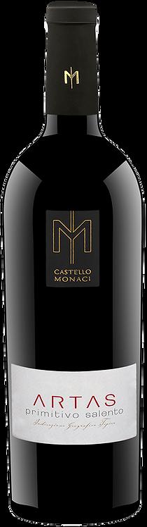 Artas Primitivo Salento - Castello Monaci