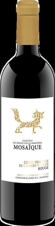 Grands Vins du Maraudeur Mosaïque rouge Assemblage Cépages Nobles - Valais