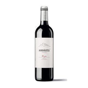 Rioja Crianza Bodegas Sonsierra DOCa España (91 Punkte James Suckling)