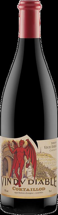 Vin du Diable Pinot Noir - Domaine Vin du Diable