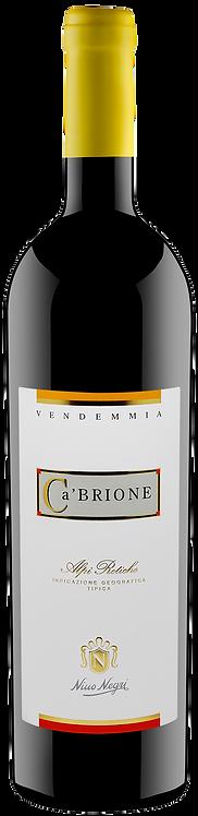Ca'Brione Bianco Alpi Retiche - Nino Negri