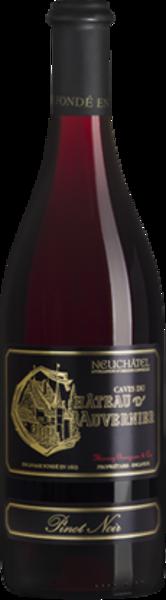 Pinot Noir Neuchâtel AOC - Chateau d'Auvernier