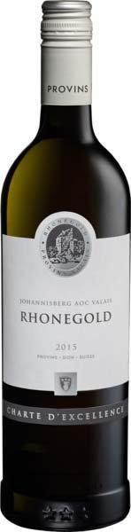 Johannisberg du Valais AOC Rhonegold