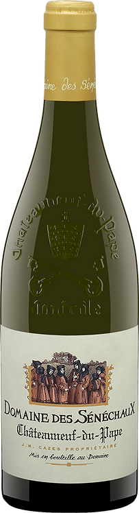 Domaine des Sénéchaux Châteauneuf-du-Pape blanc