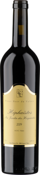 Pinot Noir AOC Héphaistos - Cave Emery