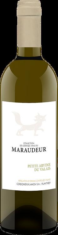 Grands Vins du Maraudeur Petite Arvine - Valais - Cordonier & Lamon