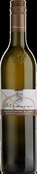 Sauvignon Blanc Ried Gamlitzberg Reserve - Gustav Strauss