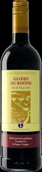 Dôle du Valais AOC Gloire du Rhône