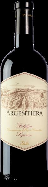 Bolgheri DOC Superiore - Tenuta Argentiera