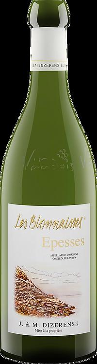 Les Blonnaisses Epesses - Lavaux - J. & M. Dizerens