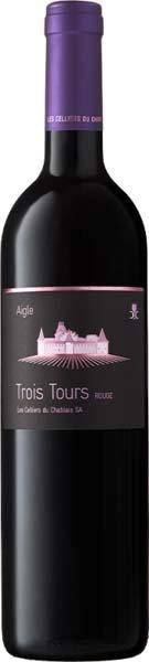 Trois Tours Rouge Aigle Chablais AOC