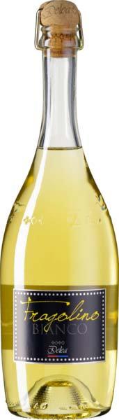 Fragolino Vino bianco da Tavola dolce frizzante