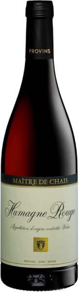Humagne Rouge du Valais AOC