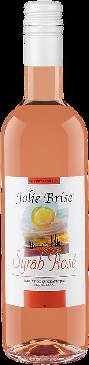 Jolie Brise Syrah Rosé Pays d'Oc - Les Vignerons du Narbonnais
