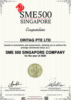 SME 500 Award 2020