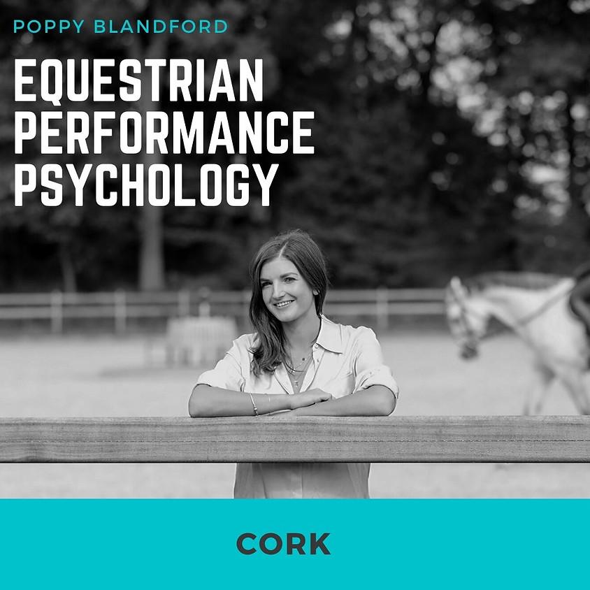 CORK: Equestrian Performance Psychology with Poppy Blandford
