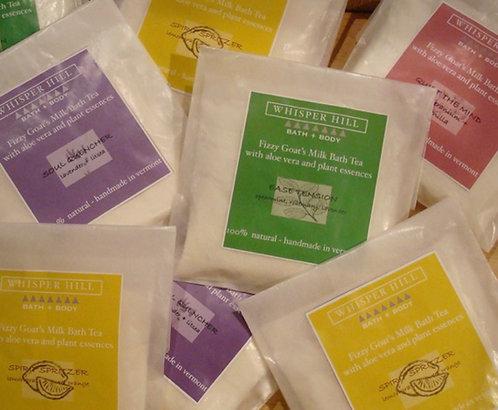 Fizzy Bath Tea wholesale