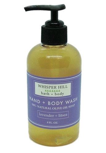 Lavender Litsea Hand & Body Wash