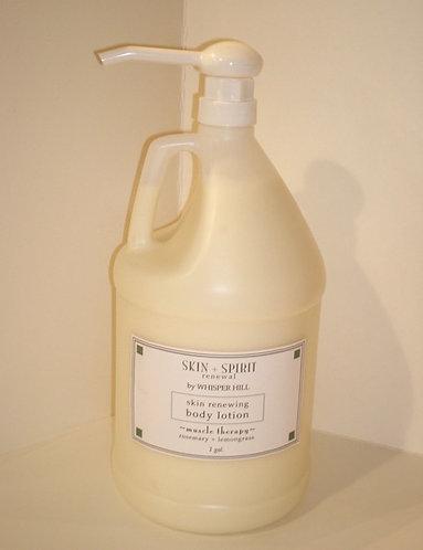 Skin Renewing Body Lotion - back bar - gallon