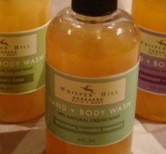 Hand and Body Wash - 12/8 oz bottles