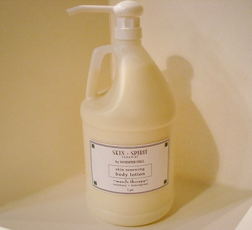 Skin Renewing Body Lotion -back bar - half gallon
