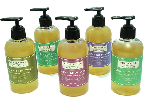 Hand & Body Wash - wholesale