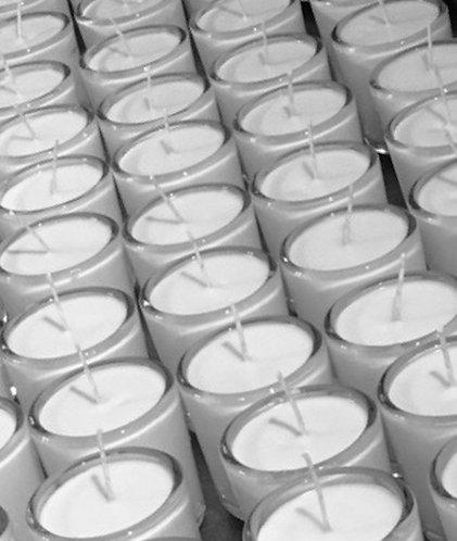 Soy Candles - 13 oz jars - 12 per scent