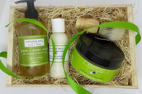 Men's Natural Skin Care Box