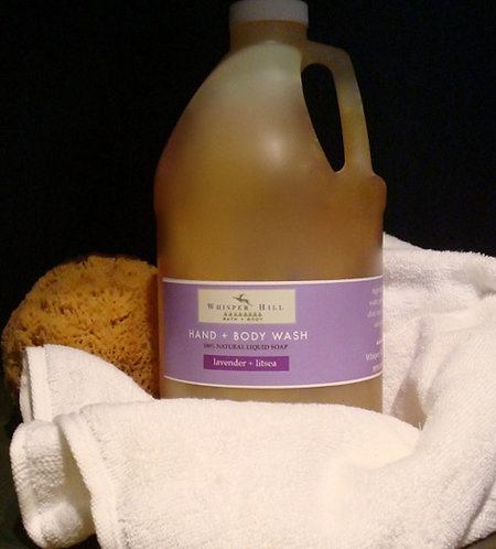 Bulk Hand & Body Wash - wholesale