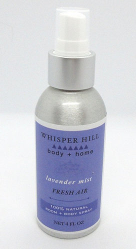 lavender mist room & body spray