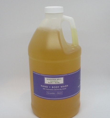 Bulk Hand & Body Wash - Gallon