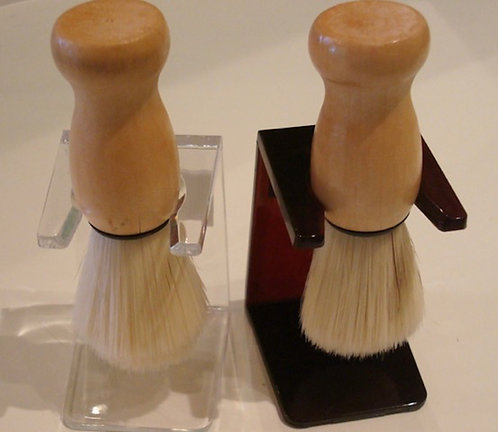 Shave Brush and Stand