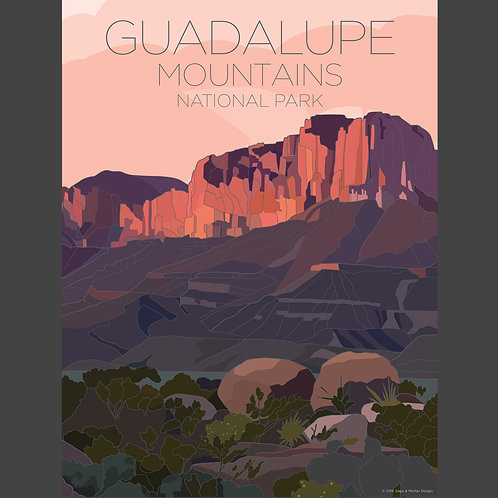 Guadalupe Mountains National Park