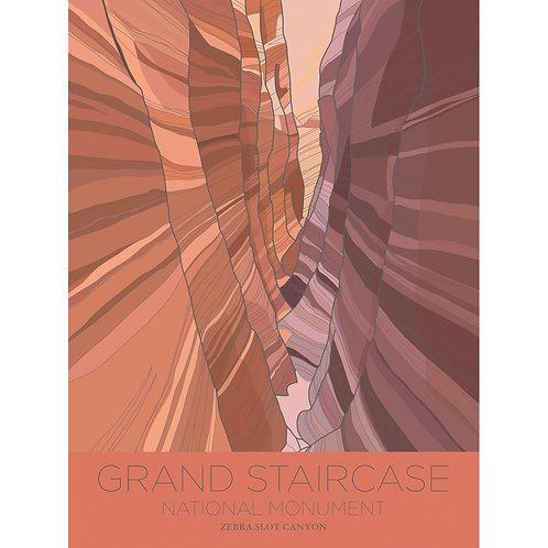 Grand Staircase Escalante