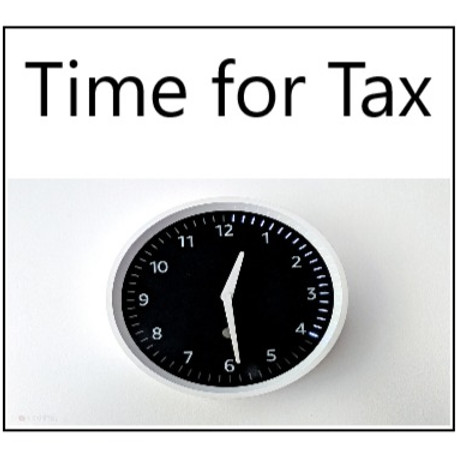 Tax: End Year