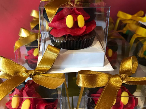 Cup Cake Mickey