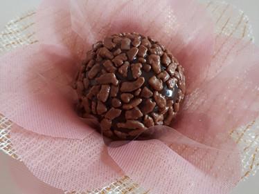 Brigadeiro de Nutella