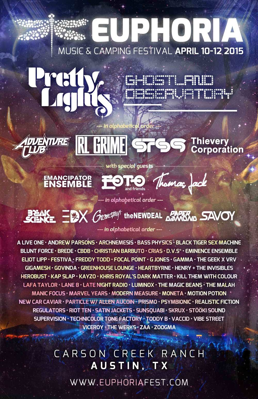 Euphoria Music Festival 2015