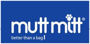 Mutt Mitt Better than a bag@