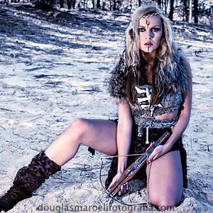 Guerreiras Vikings