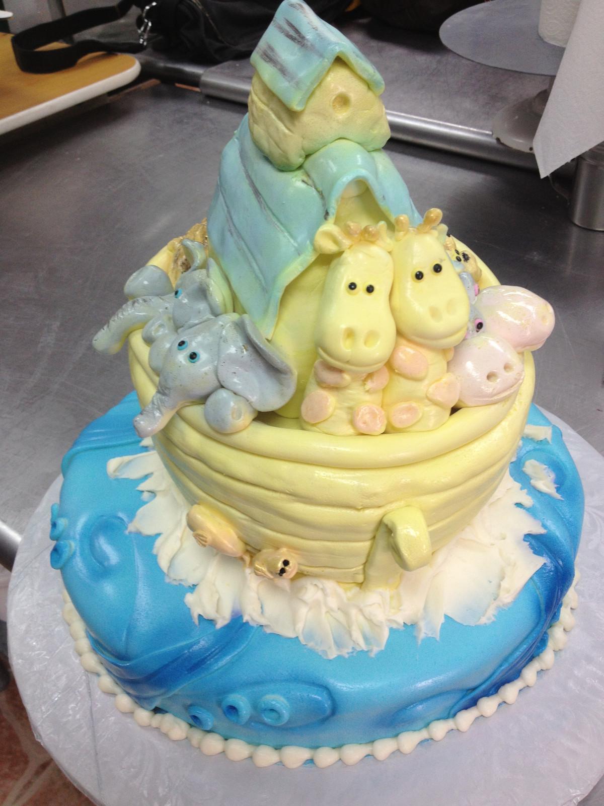 Baby Shower Cake Gallery