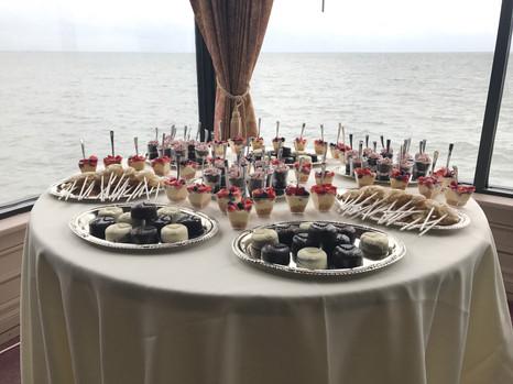 Wedding Dessert bar table