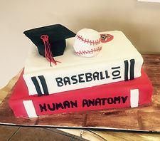 Tampa Bay Graduate Cake Bakery
