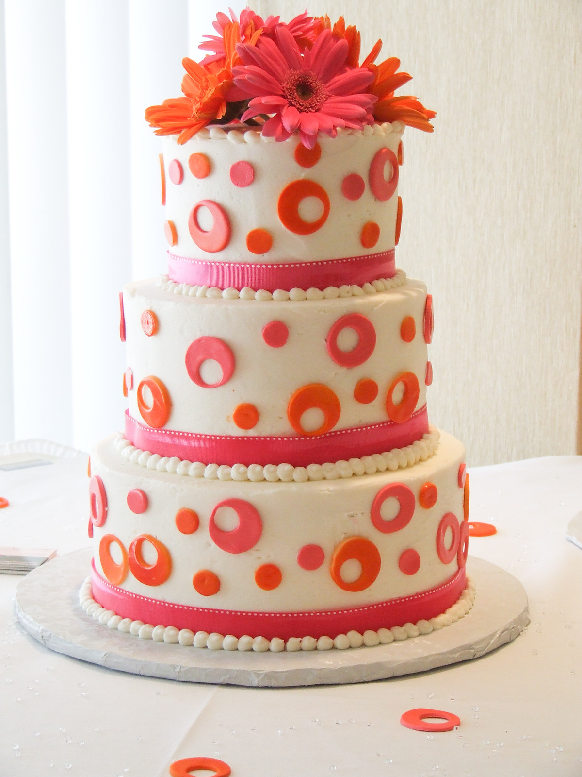Cakes In An Orange