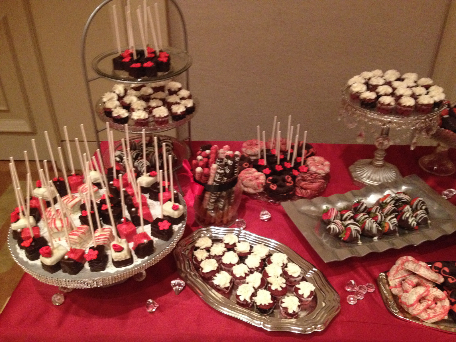 Piece Of Cake Dessert Tampa