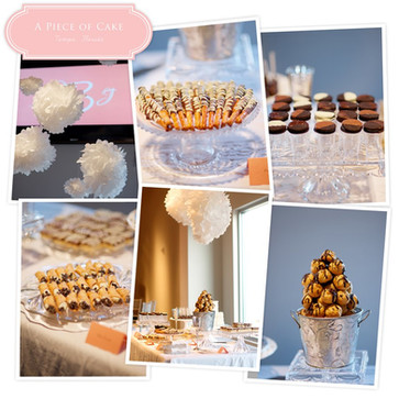 Tampa wedding dessert table