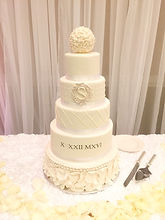 clearwater wedding cake bakery