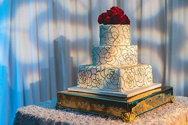 wedding cake delivery tampa