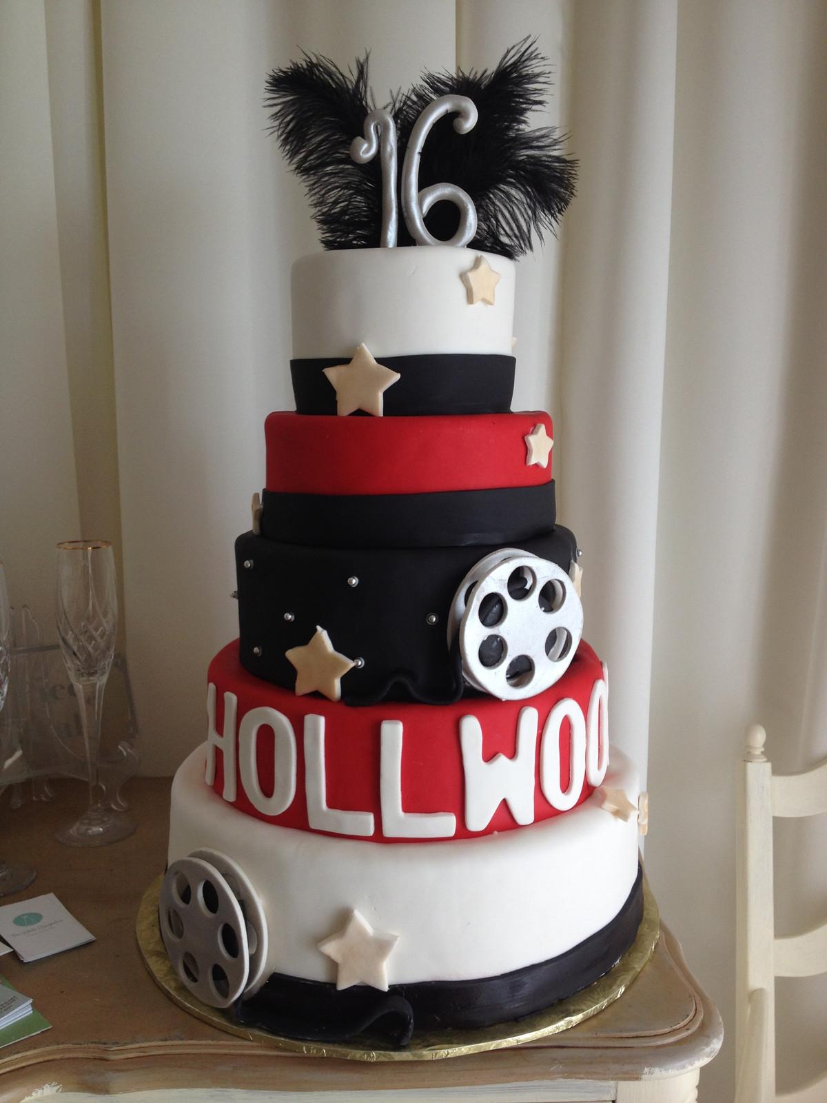 Birthday Cake Film